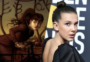 Millie Bobby Brown interpretará a Enola Holmes